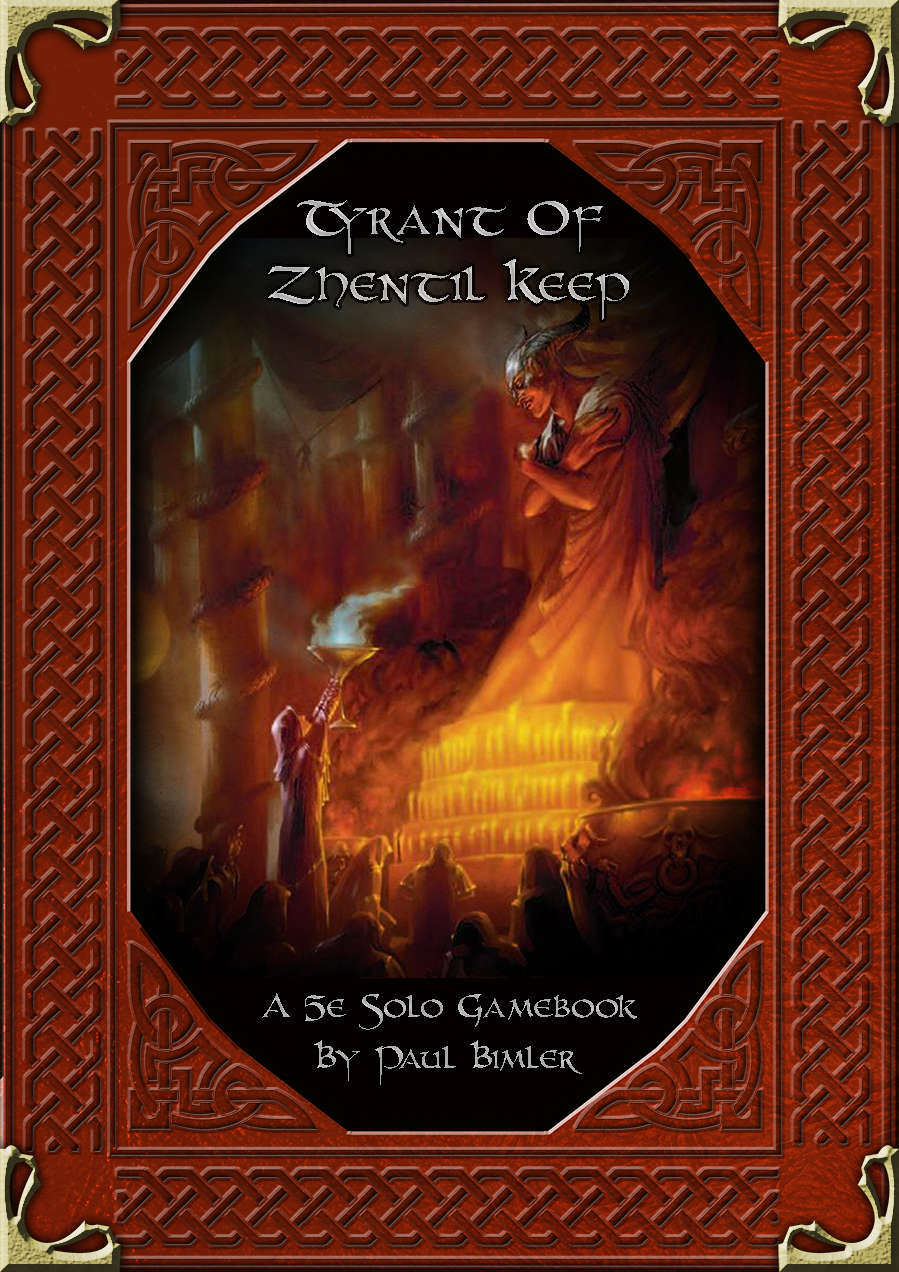 D&D Solo Adventure: Tyrant of Zhentil Keep