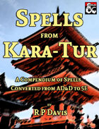 Spells from Kara-Tur