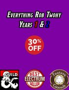 Everything Rob Twohy 2016-2017 Sale