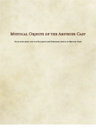 Mystical Objects of the Abstruse Cast