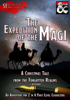 The Expedition of the Magi: A Christmas Tale from the Forgotten Realms (5e)
