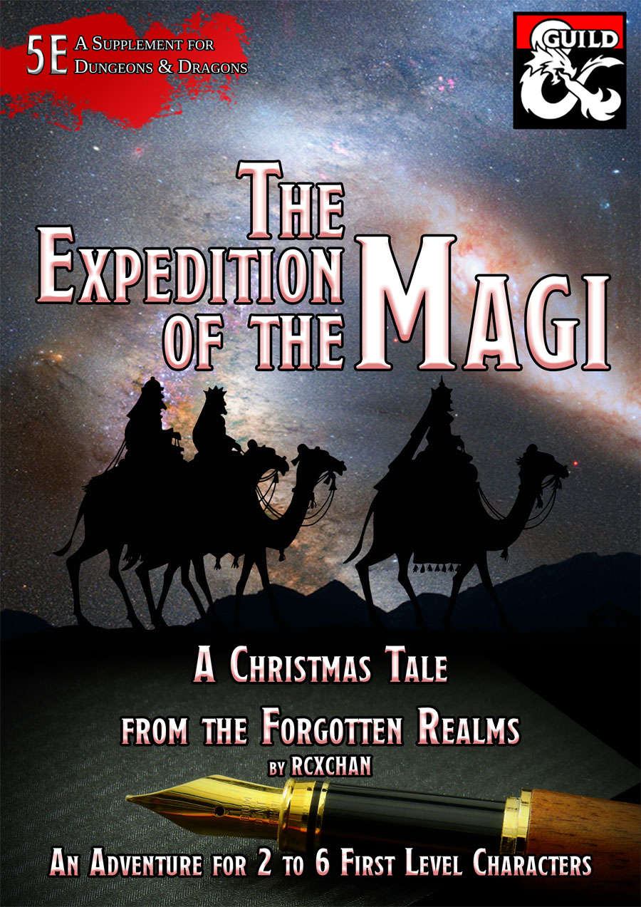 The Expedition of the Magi