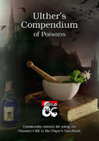 Ulther's Compendium of Poisons