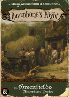 Adventure: Ravenhome's Plight