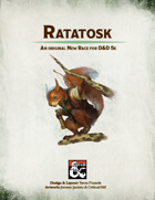 Ratatosk Player Character Race