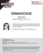 CCC-BMG-22 PHLAN 2-1 Demagogue
