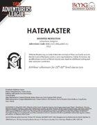 CCC-BMG-23 PHLAN 2-2 Hatemaster