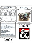 Arclords Character / NPC / Monster Hanging and Tent Card Initiative Templates