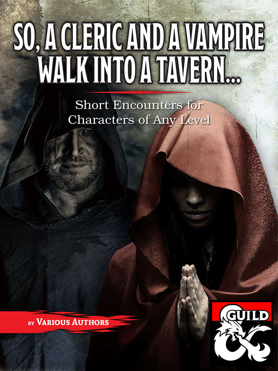FREE: Tavern Encounters for all levels of play