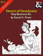 I3-5 Desert of Desolation Map Kit