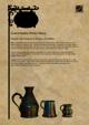 Customizable Drinks Menu