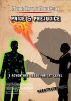 Mother Haggle's Notice Board - Pride & Prejudice
