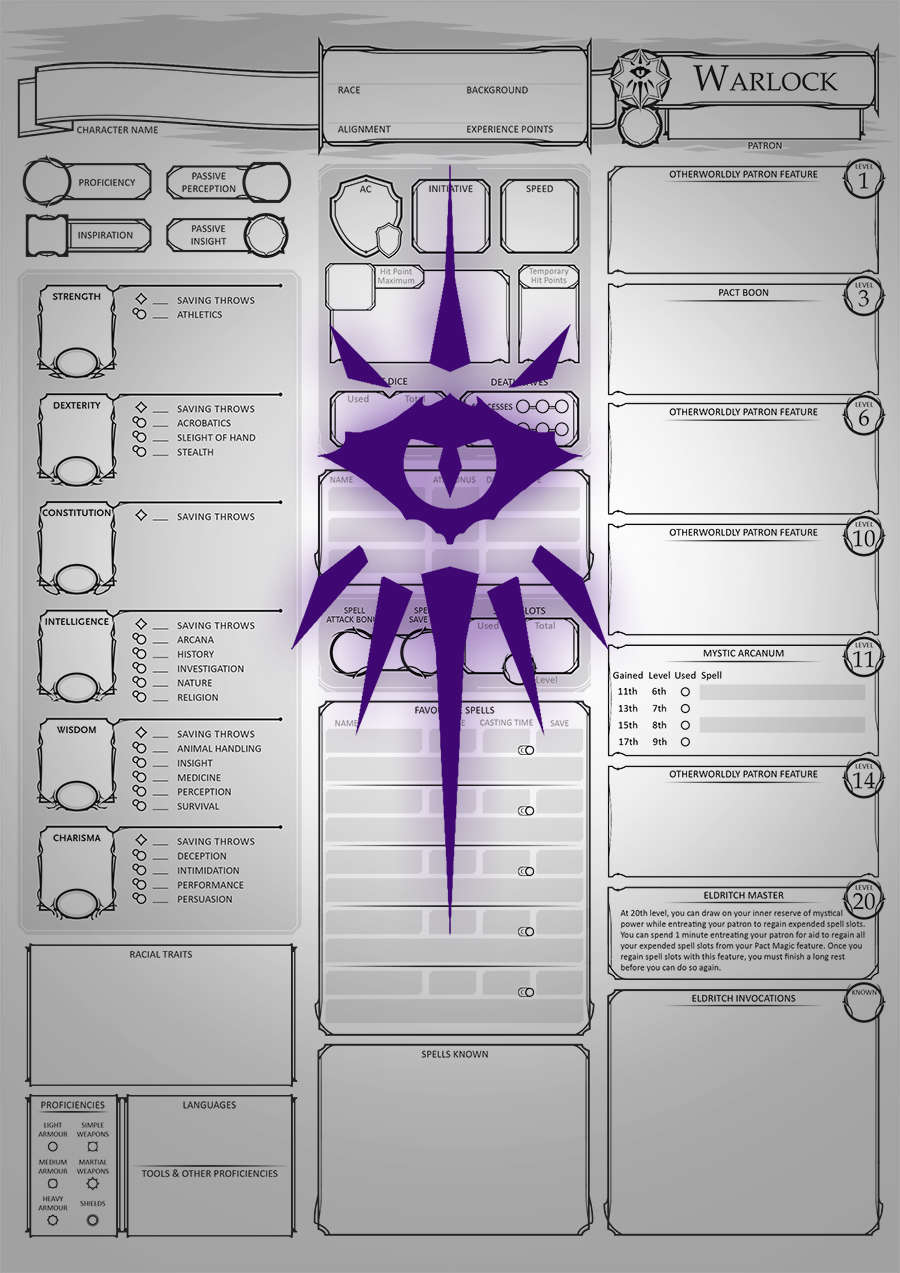 Best Warlock Invocations 5e 2018