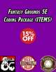Fantasy Grounds 5E Coding Package (ITEMS)