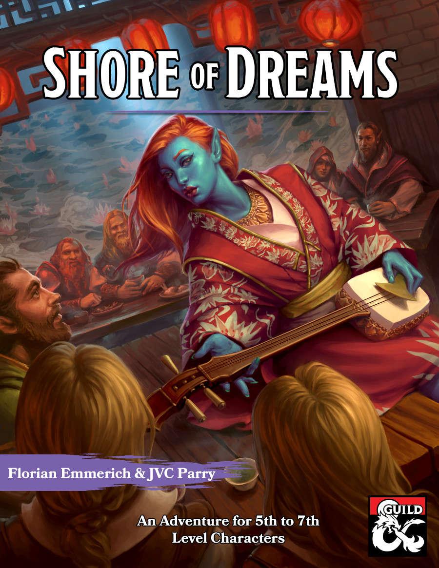 Cover of Shore of Dreams