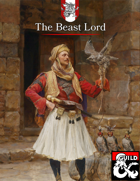 Ranger Archetype - The Beast Lord