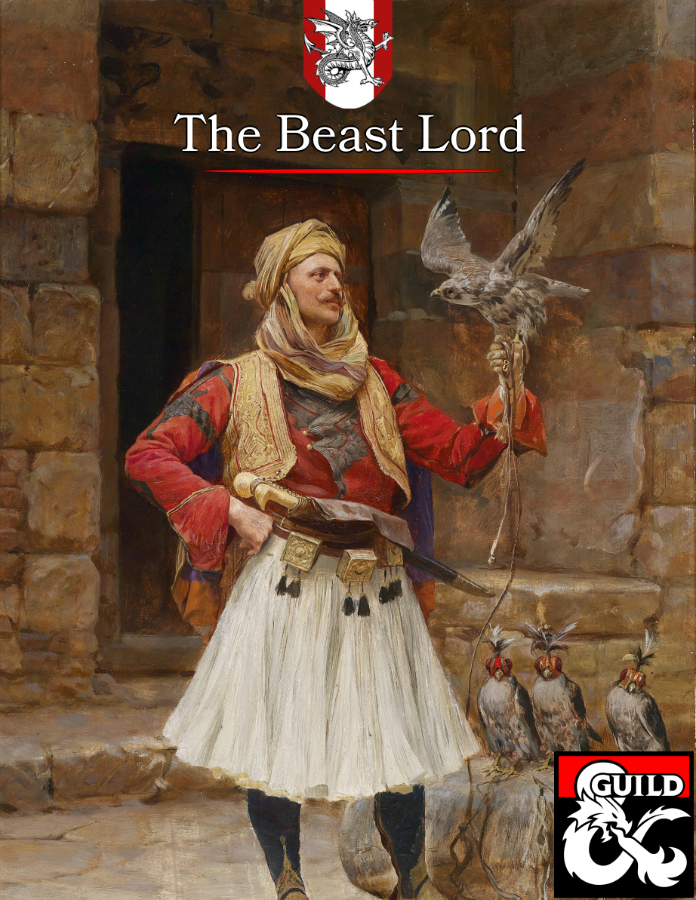 The Beast Lord