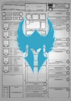 Class Character Sheets - The Paladin