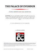 The Palace of Evendur