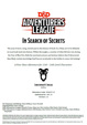 DDAL07-12 In Search of Secrets (5e)