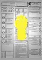 character sheet dnd 5e