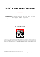 MG HomeBrew Collection DnD 5e