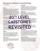 5e Capstones: Revisisted