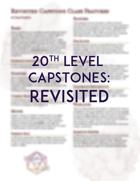 5e Capstones: Revisisted