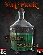 Art Pack - Potions