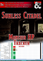 Sunless Citadel Monster HP Tracker (5e)