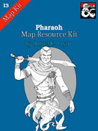 DM Notes & Maps for Pharaoh Maps (I3)