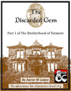 The Discarded Gem - Full Color Map Pack