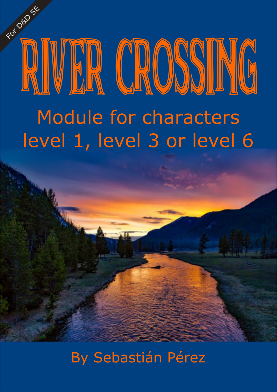 Cover of River Crossing