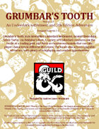 Grumbar's Tooth - Underdark Adventure and Locale