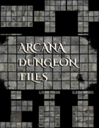Dungeon Battle Map Tiles