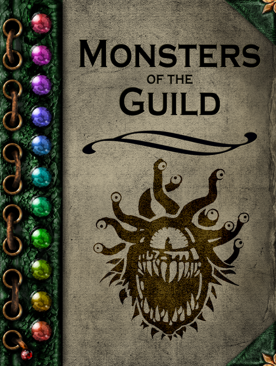 MONSTER OF THE GUILD