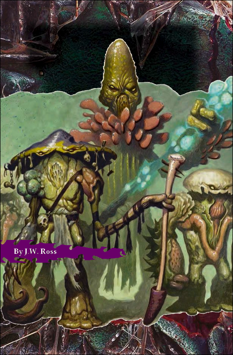 festival of the myconid