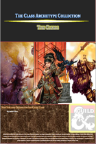 The Class Archetype Collection - The Cleric
