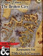 The Broken City - Stock Art