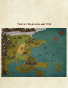 Twelve Maps for any DM