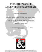 The Greenscale Adventurer's Academy: Chapter 1