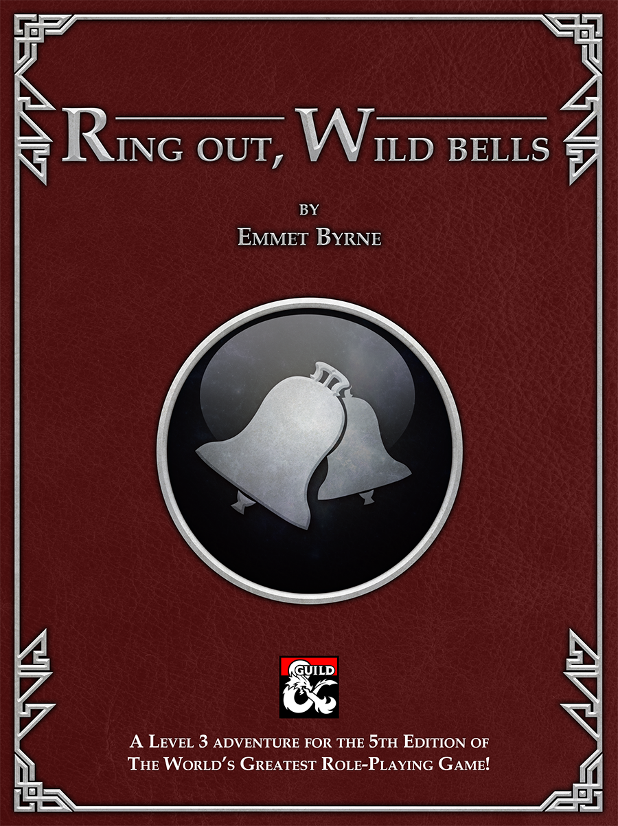 Cover of Ring Out, Wild Bells