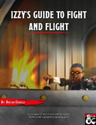 Izzy's Guide to Fight and Flight