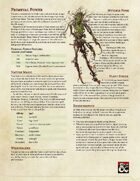 Sorcerous Origin: Primeval Power