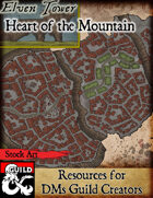 Heart of the Mountain - Stock Art