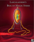 Lascalander's Box of Magic Items