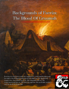 Backgrounds of Faerûn: The Blood of Gruumsh