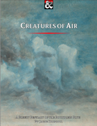 Creatures of Air