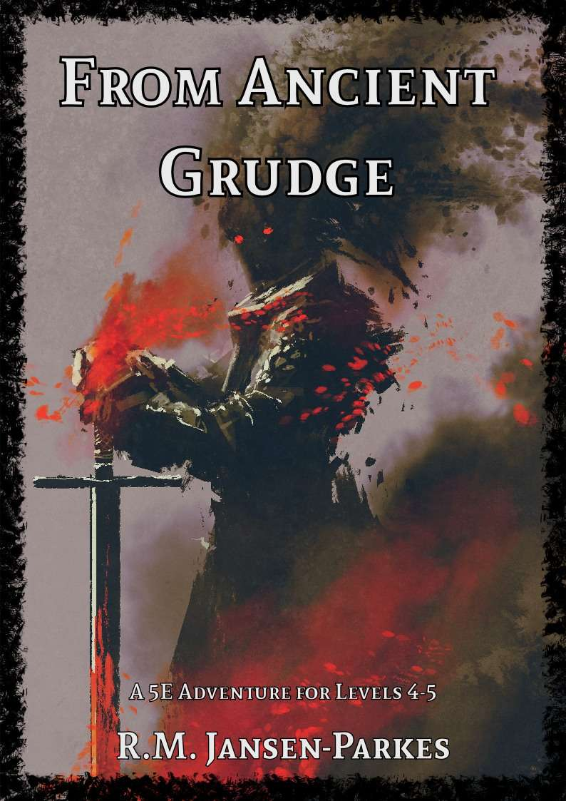 Cover of From Ancient Grudge