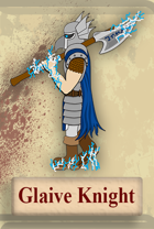 Dragon Knight 5e (Glaive Knight)